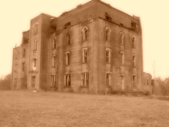 The Mary Allen Seminary in Crockett, TX