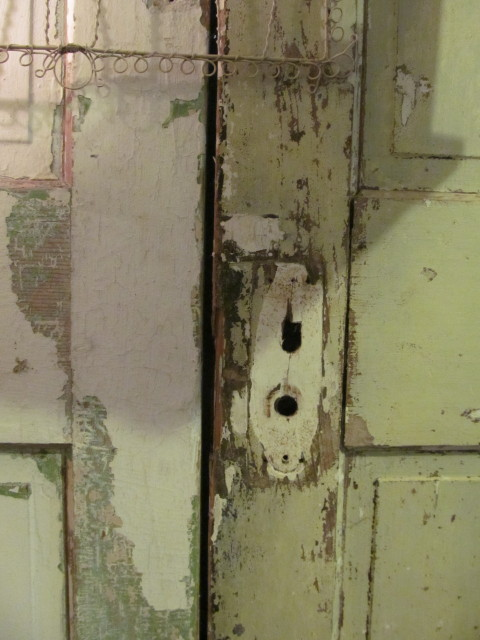 The patina of old doors - Living Vintage