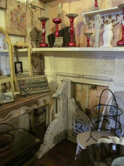 More old corbels among other things - Living Vintage