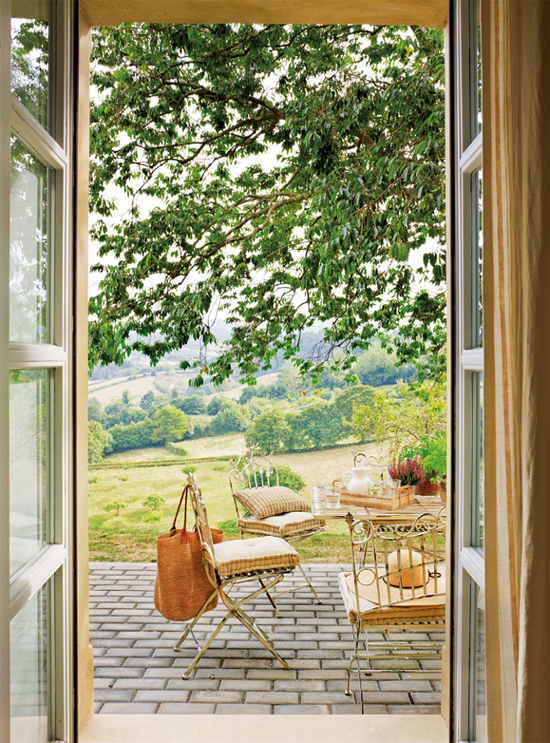 Homes with Inspiring Views