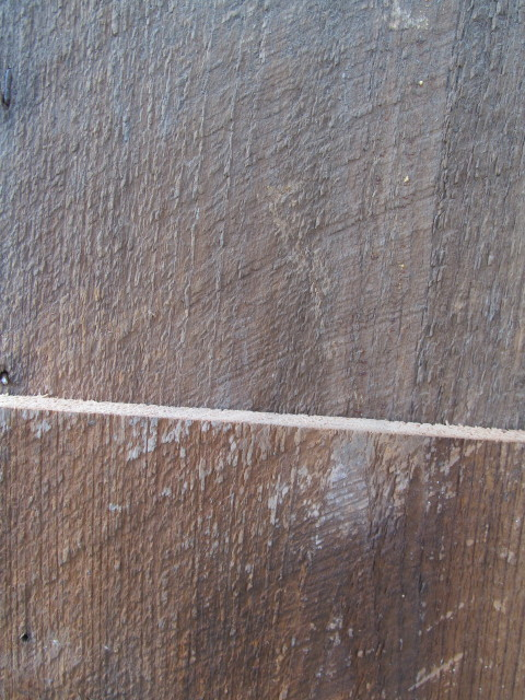 close-up of rough sawn 1x12s_1