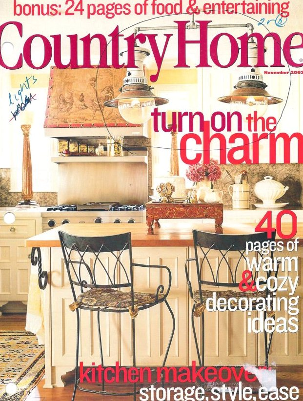 The next chapter of our kitchen remodel living vintage for Country living 500 kitchen ideas book