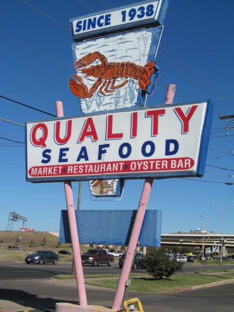 Our Austin trip - Quality Seafood