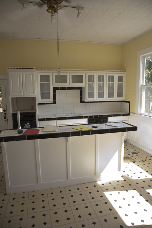 "our kitchen remodel - another ""before photo"