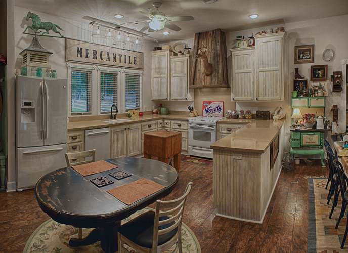 Attirant Kitchen At Country Star Bed And Breakfast