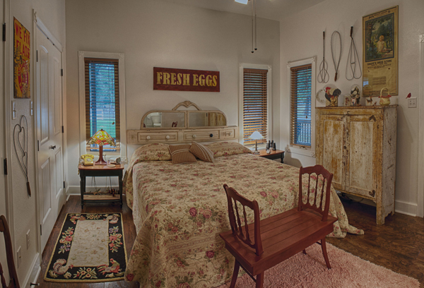 The Chippy Rose Suite at Country Star Bed and Breakfast