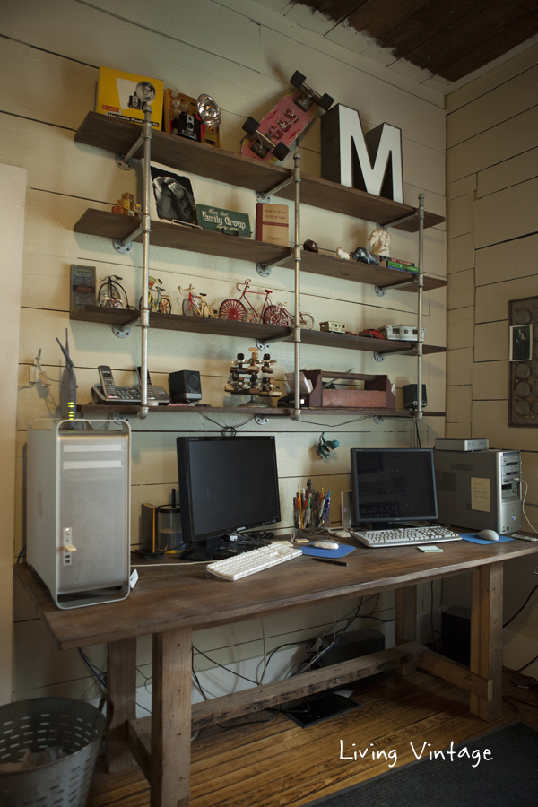 Our Home Office Reveal  Living Vintage