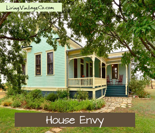House Envy Living Vintage