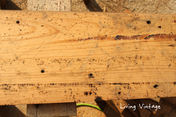 Reclaimed Wide Plank Pine Floors Sold - Living Vintage