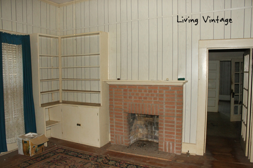 Have You Dreamed of Owning in An Old House? - Living Vintage