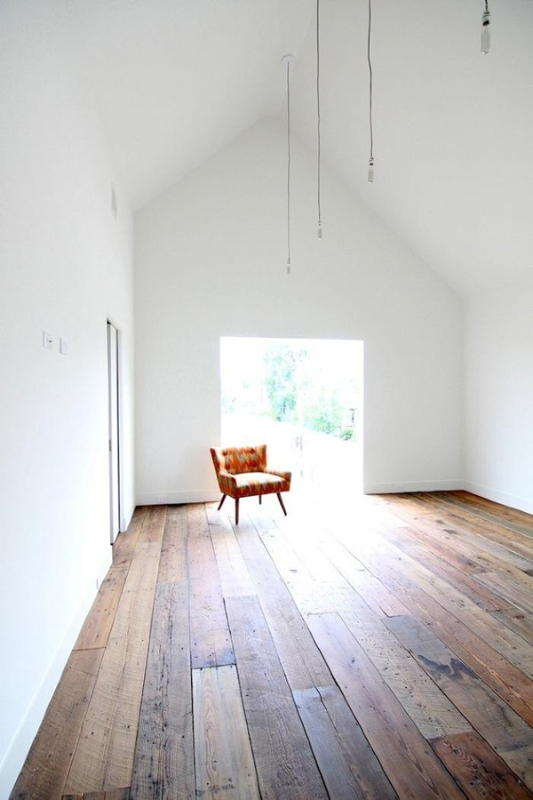 reclaimed floor featured on remodelista
