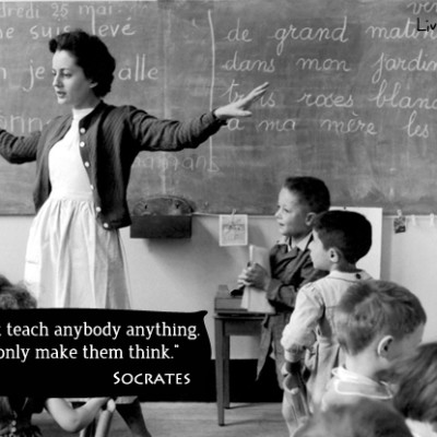 A Quote for Today :: Teaching
