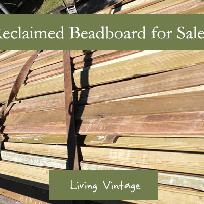 Reclaimed Beadboard for Sale