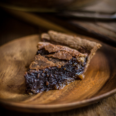 My Promise to You …. and a Chocolate Chess Pie Recipe