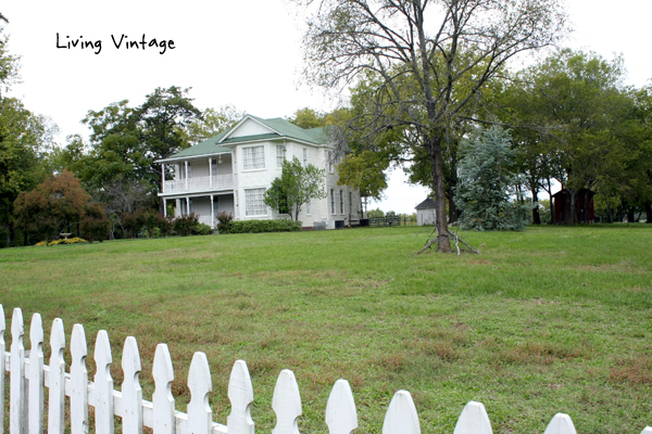 The farmhouse we almost bought - Living Vintage