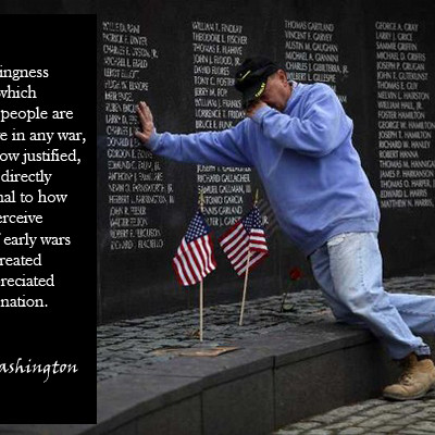 A Quote for Today :: Veterans Day 2013