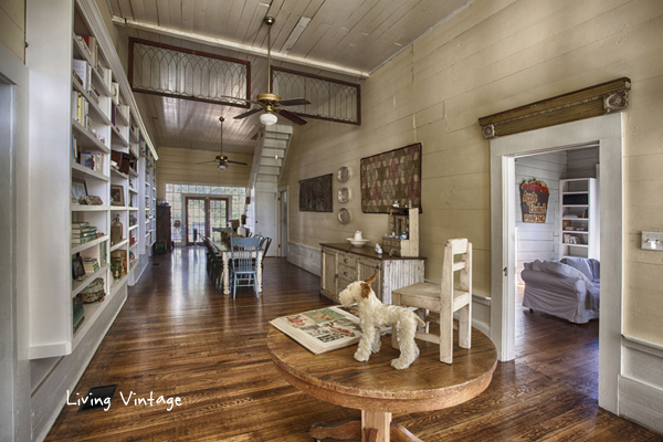 Dogtrot Breezeway Reveal - Living Vintage