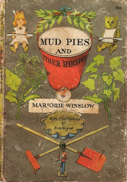 Mud Pies and Other Recipes - featured on Living Vintage's Friday Favorites