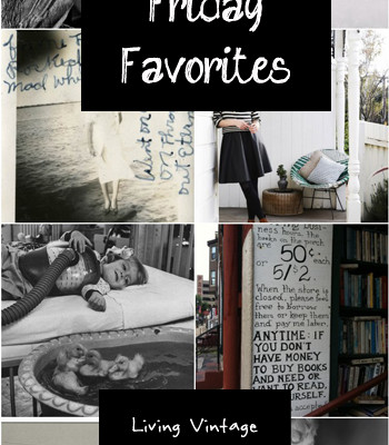 Friday Favorites #16