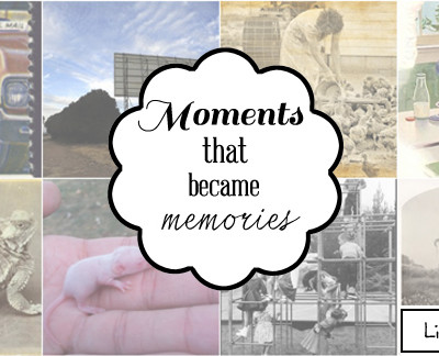 Moments That Became Memories