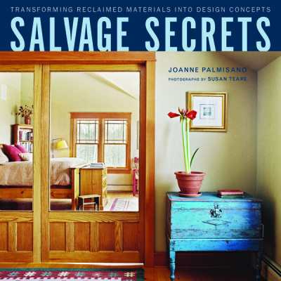 Salvage Secrets (a Book Giveaway!)