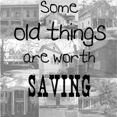 Some Things Are Worth Saving