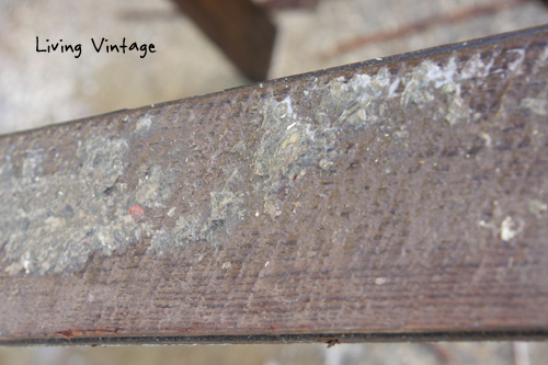 How to Clean Reclaimed Wood - Tutorial: How To Clean Reclaimed Wood - Living Vintage