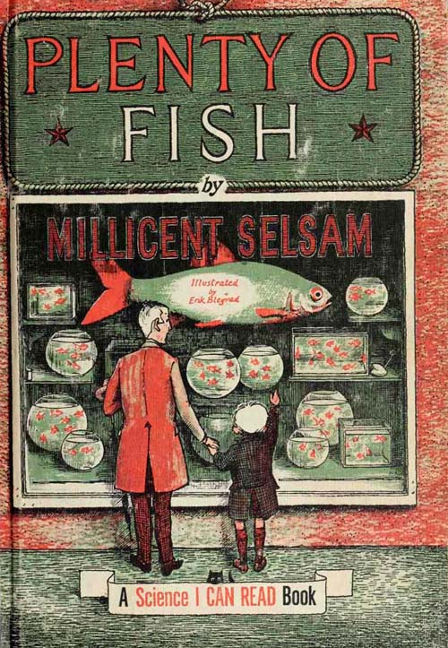 a delightful title and illustration - one of 8 picks for this week's Friday Favorites - Living Vintage