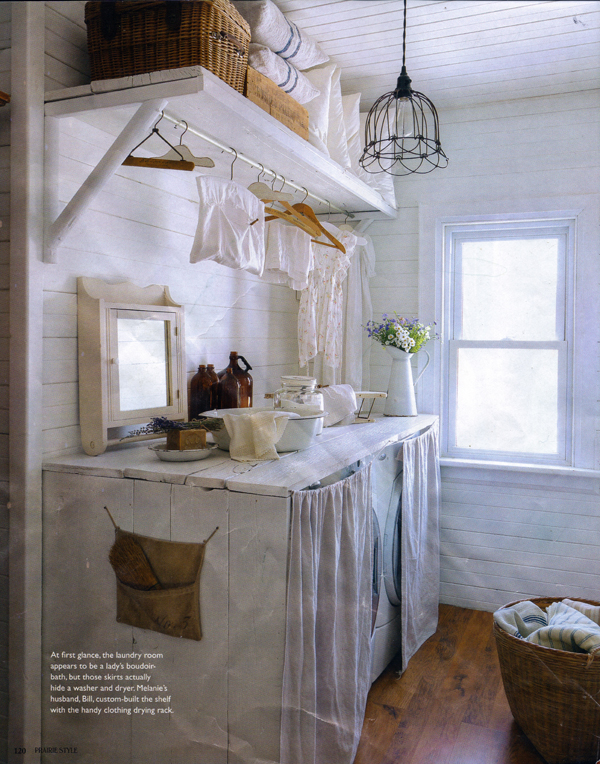 The inspiration for our laundry room renovation - one of 8 picks for this week's Friday Favorites