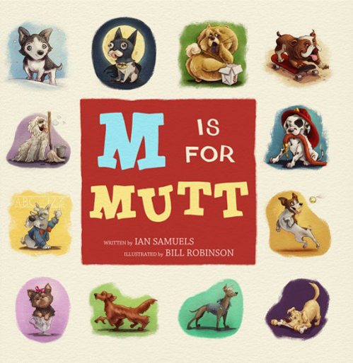 For the love of mutts - one of 8 picks for this week's Friday Favorites