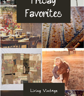 Friday Favorites #44