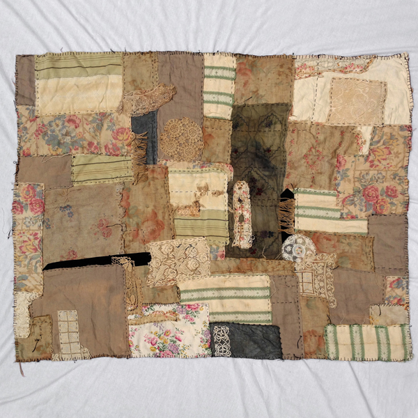 a primitive patchwork - one of 8 picks for this week's Friday Favorites