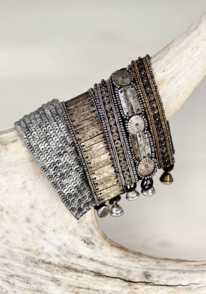 bracelets I would wear with pleasure - one of 8 picks for this week's Friday Favorites