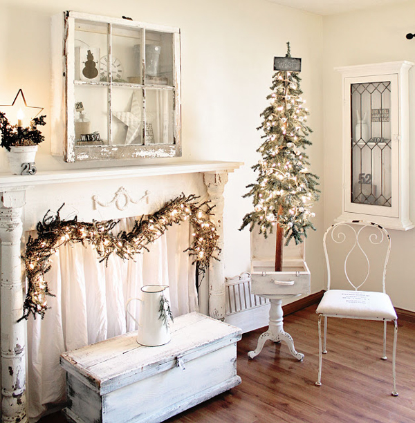 decorated for the holidays - one of 8 picks for this week's Friday Favorites