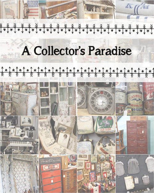 Marburger Farm Antique Show is a collector's paradise. Come see some of the collections I spotted at the 2014 Fall show.