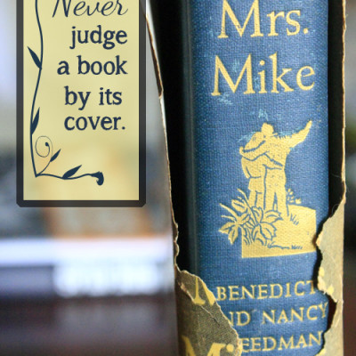 Never Judge a Book by its Cover [+ a Giveaway!]