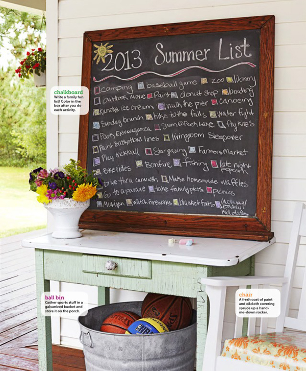 """a great way to make a Summer fun """"to do"""" list - one of 8 picks for this week's Friday Favorites"""