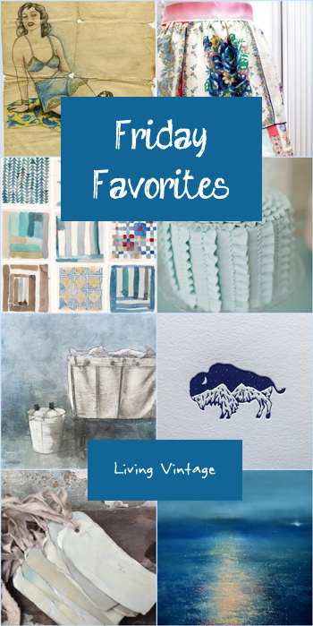Friday Favorites #119 @ Living Vintage