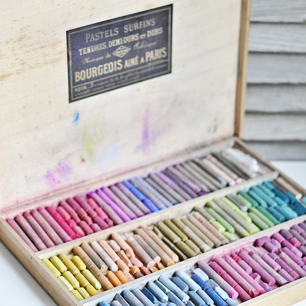 a box of pretty pastels - one of 8 picks for this week's Friday Favorites
