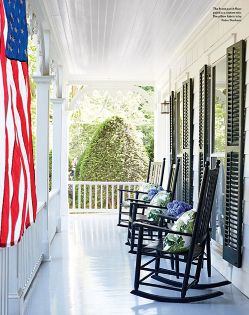 a porch I'd enjoy every single day of the week - one of 8 picks for this week's Friday Favorites