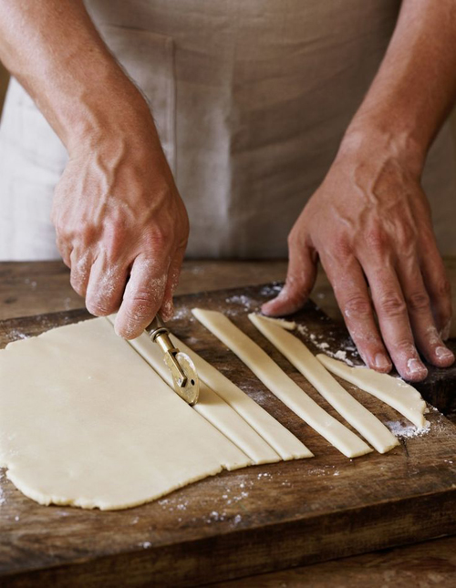the beauty and skill of making handmade pasta - one of 8 picks for this week's Friday Favorites