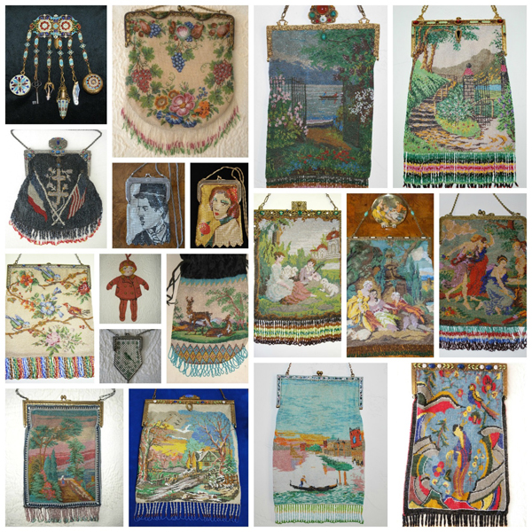 Rita's amazing antique purse collection | The Blogger Behind the Blog