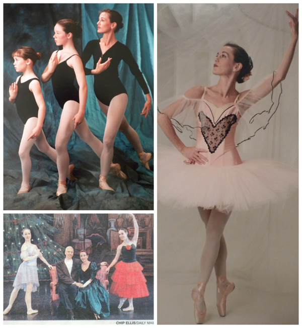 Rita's amazing ballerina career | The Blogger Behind the Blog