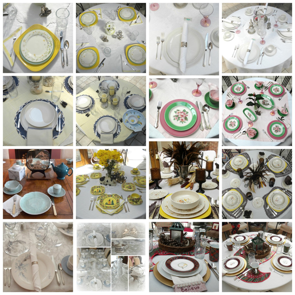 Rita's pretty dish collection | The Blogger Behind the Blog