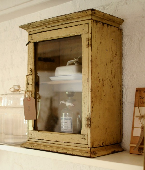a lovely little cabinet that I'm positive I could find a place for - one of 8 picks for this week's Friday Favorites