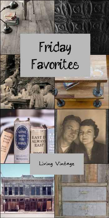 Friday Favorites #75 @ Living Vintage