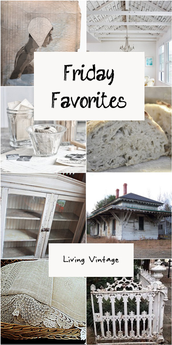 Friday Favorites #93 @ Living Vintage
