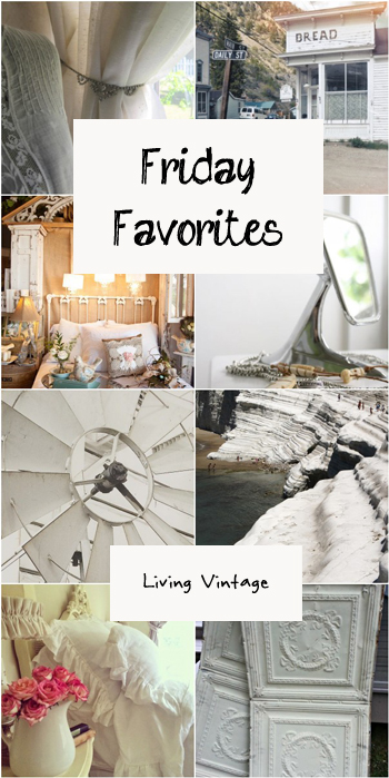 Friday Favorites #77 @ Living Vintage