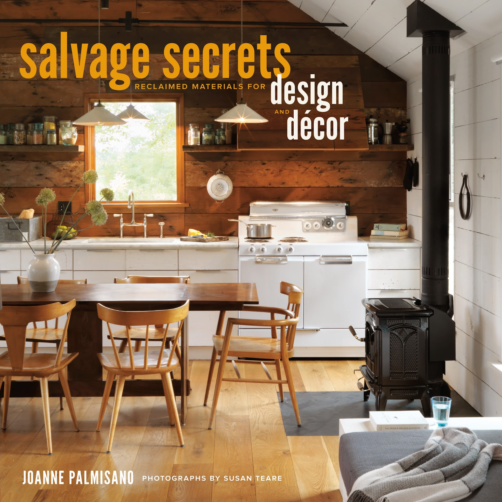 LOVE this book, Salvage Secrets Design and Decor. Enter to win a copy!