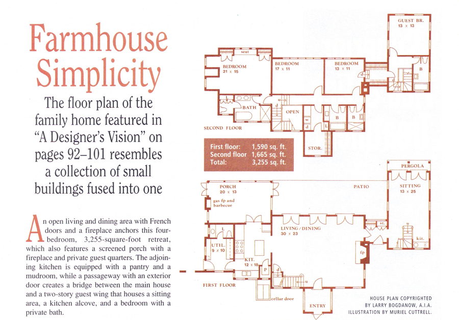 the floor plan of this One Cool House